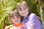 The girls in Darwin, July 2009
